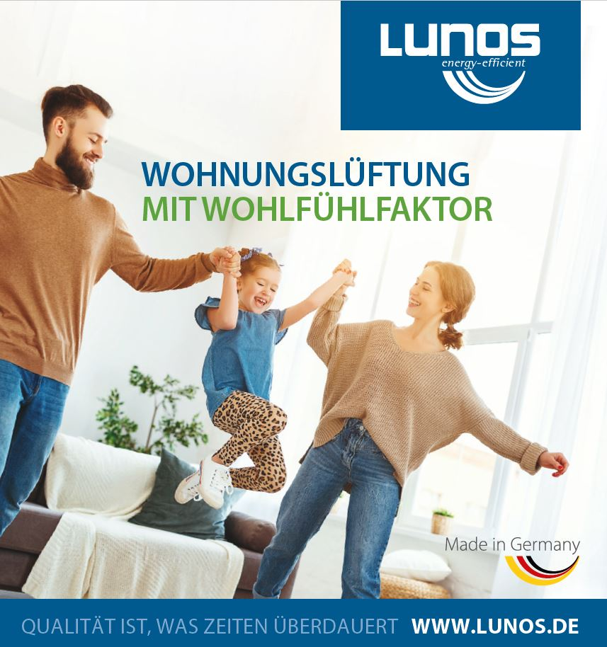 Lunos-Wohnungslueftung