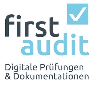 Logo_firstaudit_schwSchrift