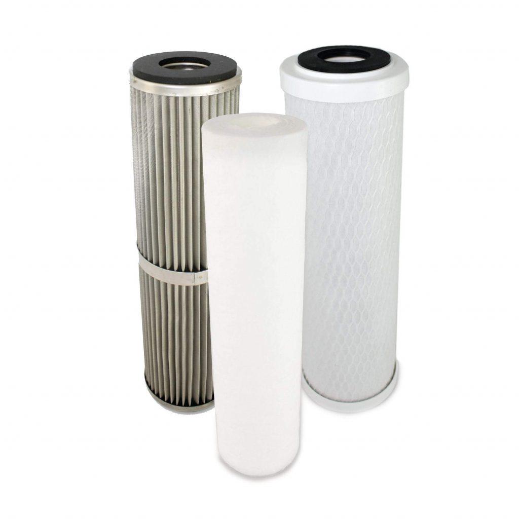 HenryHF10-Filterstufen